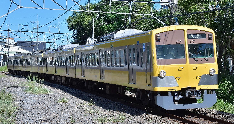 2018年西武電車図鑑(3)多摩川線_a0251146_01181888.jpg