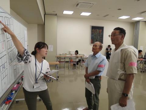 災害救援ボランティアセンターの役割を学ぶ!_b0159251_11372344.jpg