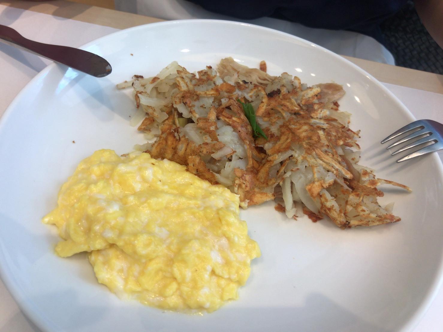 香里(家内)の東京食べある記「egg東京」_d0177560_15352647.jpg