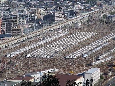 博多新幹線車両基地_a0093965_14581012.jpg