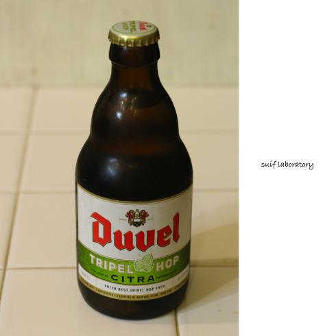 週末はベルギービールで。_c0156468_18123632.jpg