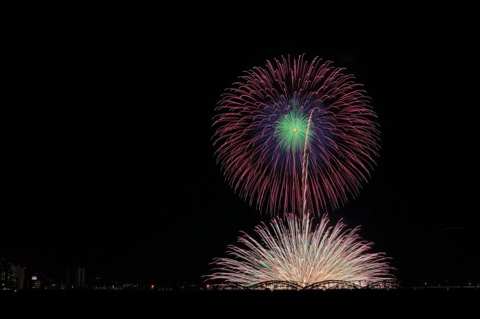 花火 淀川花火大会_f0021869_21322997.jpg