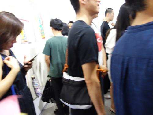 上海 高田唯個展 「高田唯潜水平面設計展」レポートその1_b0141474_08524091.jpg