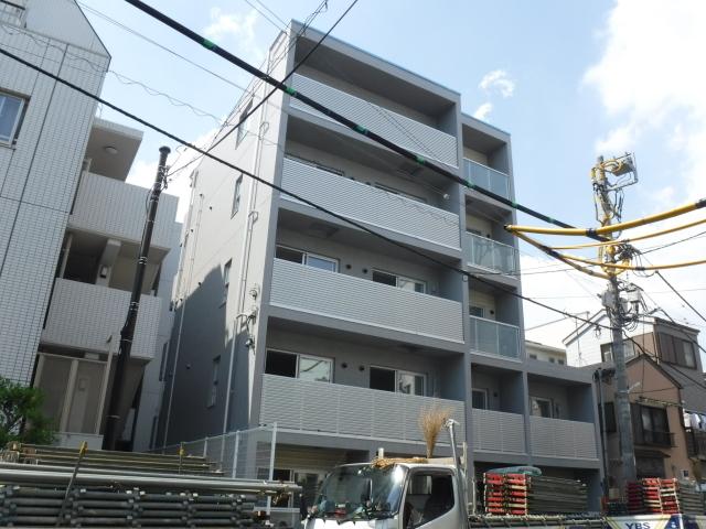 建築中の現場(ITABASHI)_a0075387_14150057.jpg