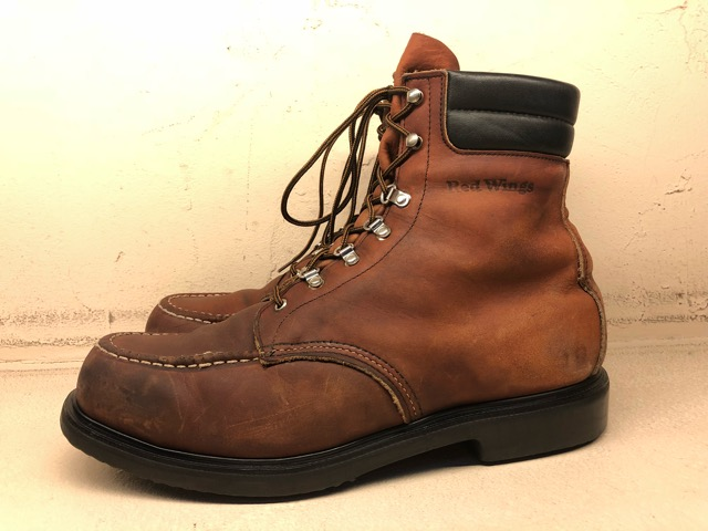 Work&Military Boots!!(マグネッツ大阪アメ村店)_c0078587_1630932.jpg