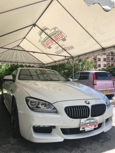 BMW640i【定期メンテナンス】ウルトラストロングコート_d0351087_07560322.jpg