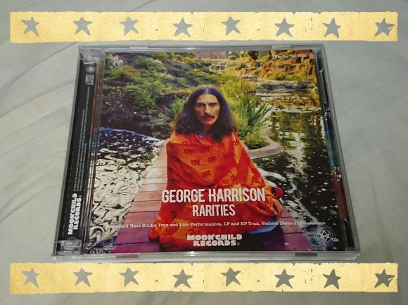 GEORGE HARRISON / RARITIES_b0042308_11224084.jpg