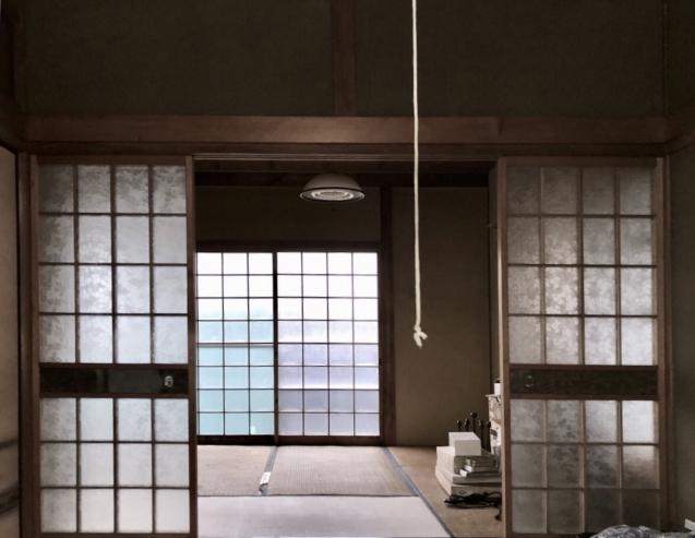 生駒の家 民家再生・セミDIY 進捗状況11_a0116442_17465542.jpg
