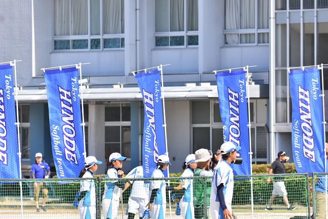 鳥取全中初日 日出VS甲山②_b0249247_16334603.jpg