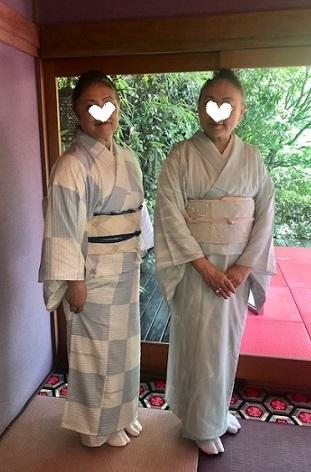 閑臥庵ランチ会・東京からお友達とお越しのお客様・その2_f0181251_1450430.jpg