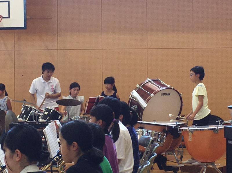 音楽部の練習 ③_b0211757_12170925.jpg