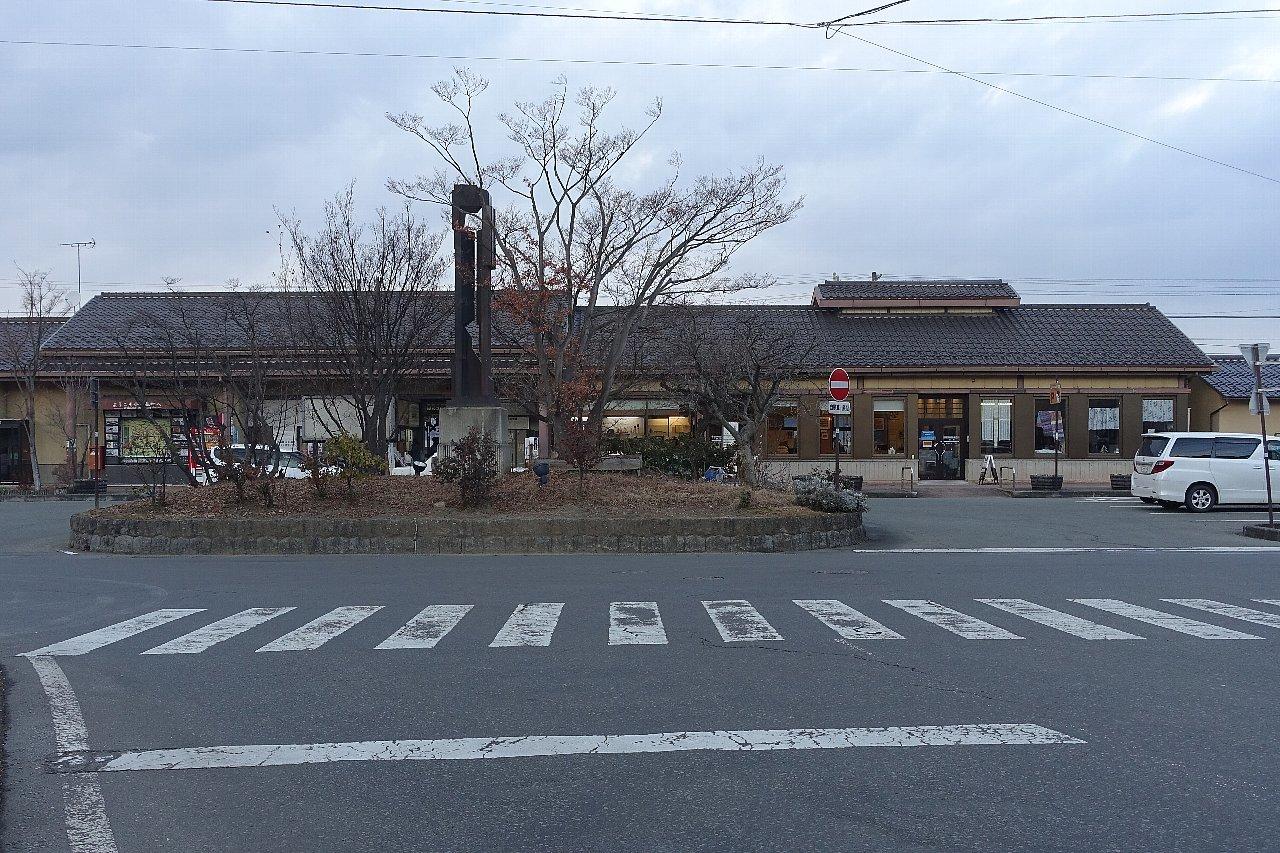 長野電鉄 小布施駅_c0112559_08204627.jpg