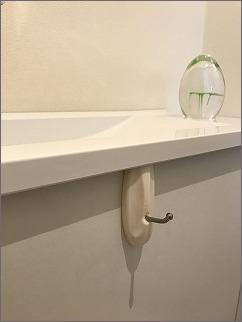 【 子どもがトイレに行きたくなるように壁デコレーション 】_c0199166_15244845.jpg