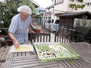 干し野菜 作ってます!_e0116086_17241723.jpg
