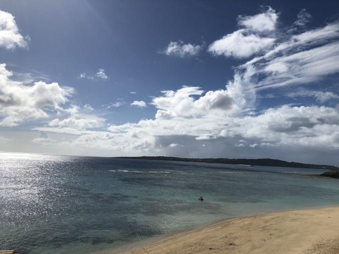 2018沖縄 海が大好き☆瀬底島のビーチでお魚に出会う!_f0011498_16373563.jpg