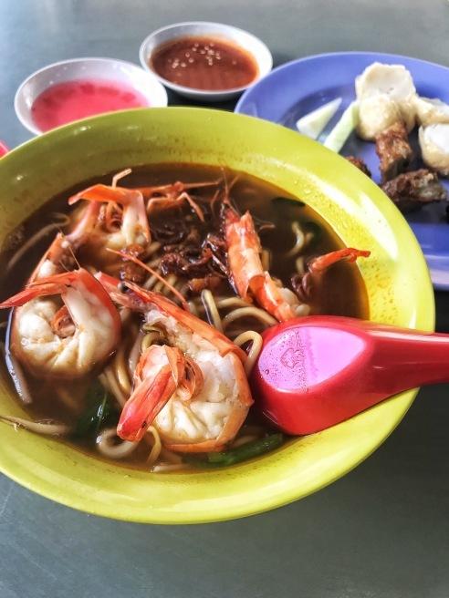 蝦麺を食べ比べ_e0368107_12551545.jpeg