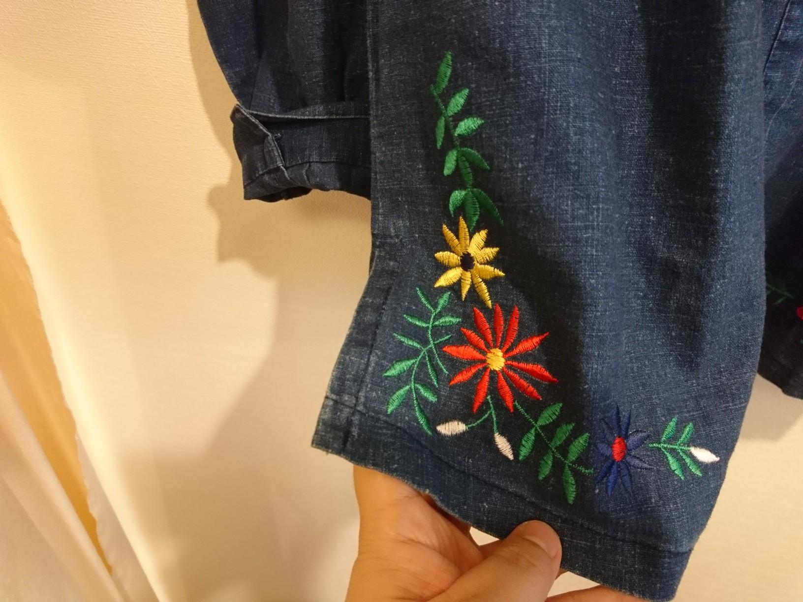 リネン刺繍シャツ_d0256914_16573161.jpg