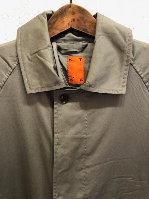 KATO\' Soutien Collar coat_a0222424_20441934.jpg