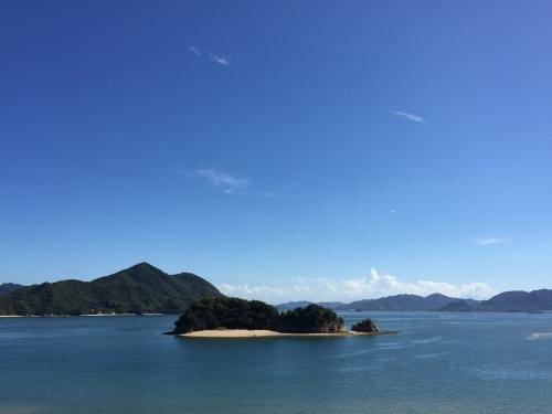 瀬戸内海が一望できるカフェへ_e0295926_15041771.jpg