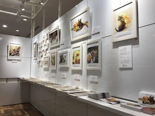 8/3~8/8 空間金魚 HIDETOSHI MINAMATAさん 個展 開催のお知らせ_f0010033_22365291.jpg