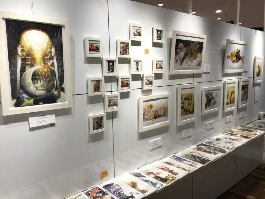 8/3~8/8 空間金魚 HIDETOSHI MINAMATAさん 個展 開催のお知らせ_f0010033_22371294.jpg