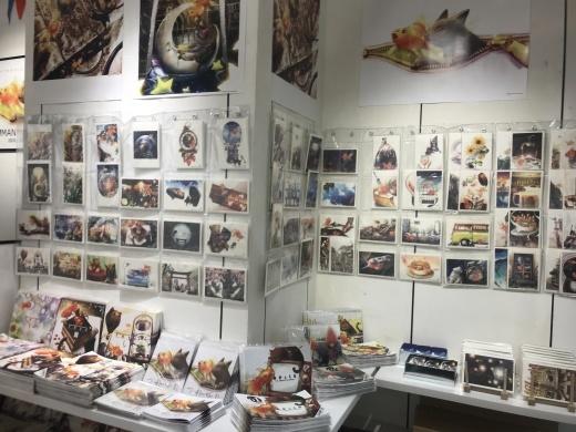 8/3~8/8 空間金魚 HIDETOSHI MINAMATAさん 個展 開催のお知らせ_f0010033_22373069.jpg
