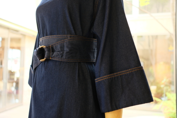 """2018 Fall & Winter~Denim One-Piece...8/31fri\""_d0153941_16242856.jpg"