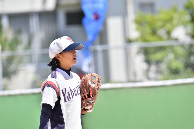 鳥取全中初日 薮塚本町VS中広②_b0249247_18164088.jpg
