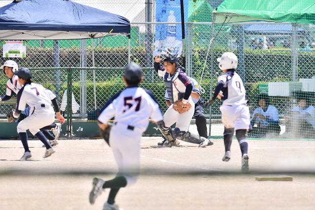 鳥取全中初日 薮塚本町VS中広②_b0249247_18165954.jpg