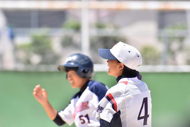 鳥取全中初日 薮塚本町VS中広②_b0249247_18171039.jpg