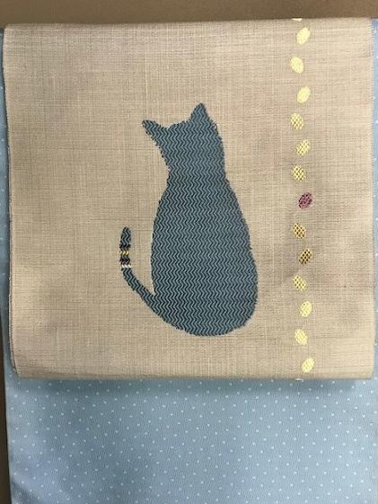 パリの迷い猫・猫九寸+米沢糸織・明日から九月仕入れへ_f0181251_16125091.jpg