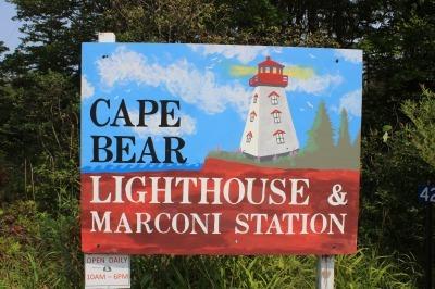 ケープ・ベア灯台とマルコーニ無線局_c0353373_02071212.jpg