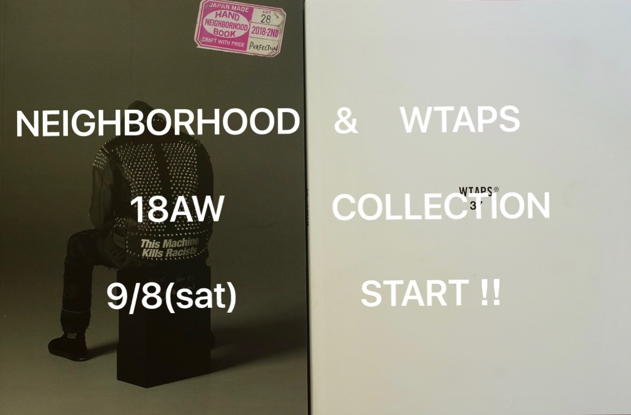 NEIGHBORHOOD  & WTAPS_b0156682_20474512.jpg