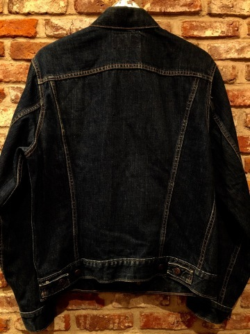 "Early 1970s "" リーバイス \"" - SMALL e - 70505 VINTAGE DENIM TRUCKER JACKET - Rigid Condition - ._d0172088_21514520.jpg"