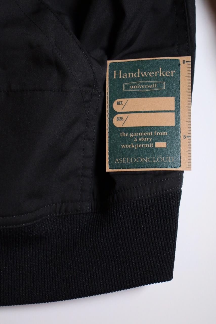 きちんとスタイルのある作業着。Handwerkerのプレスマンシャツ_e0248492_19184614.jpg
