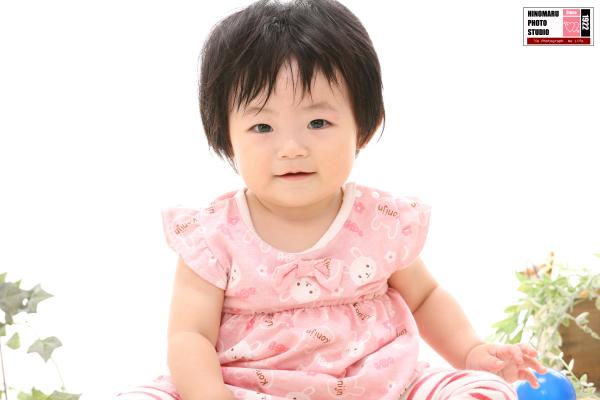 ゆいなちゃん☆1歳_b0203705_11543280.jpg