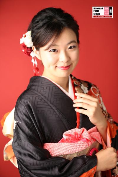 りかこさん☆成人_b0203705_16581867.jpg