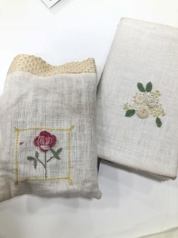 『しあわせのリボン刺しゅう』 出版記念ワークショップ《花リースのコンパクトミラー》増設クラス@西武渋谷サンイデー にご参加くださった皆さま どうもありがとうございました_a0157409_12562176.jpeg
