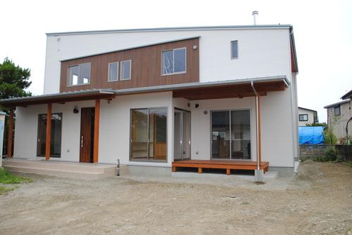 池田町TKD邸完成写真1_c0218716_17242135.jpg