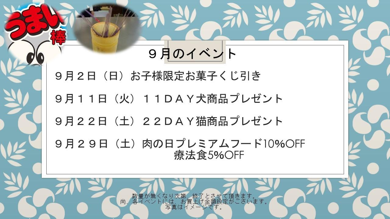 180901 9月イベント告知_e0181866_10041540.jpg