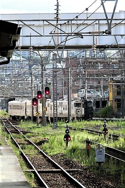 藤田八束の鉄道写真@東北本線の楽しい列車達、奥羽本線のリゾート列車・・・青い森鉄道の貨物列車、モーリー君_d0181492_15560191.jpg