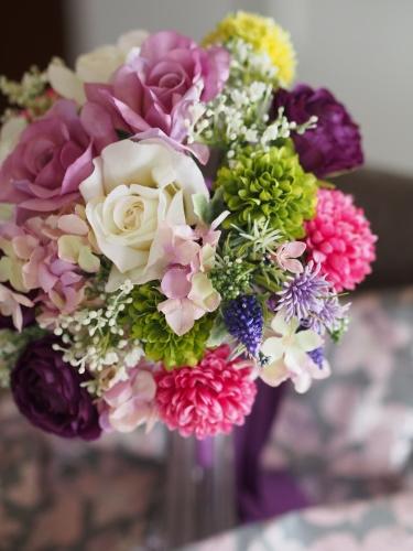 【Ronud bouquet】_d0144095_17223903.jpg