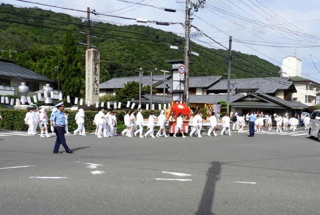八朔祭 松尾大社_e0048413_21402582.jpg