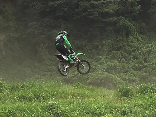 Moto Tassinari(モト タシナリ)のVFORCE 3(KX85)_a0170631_10004266.jpg