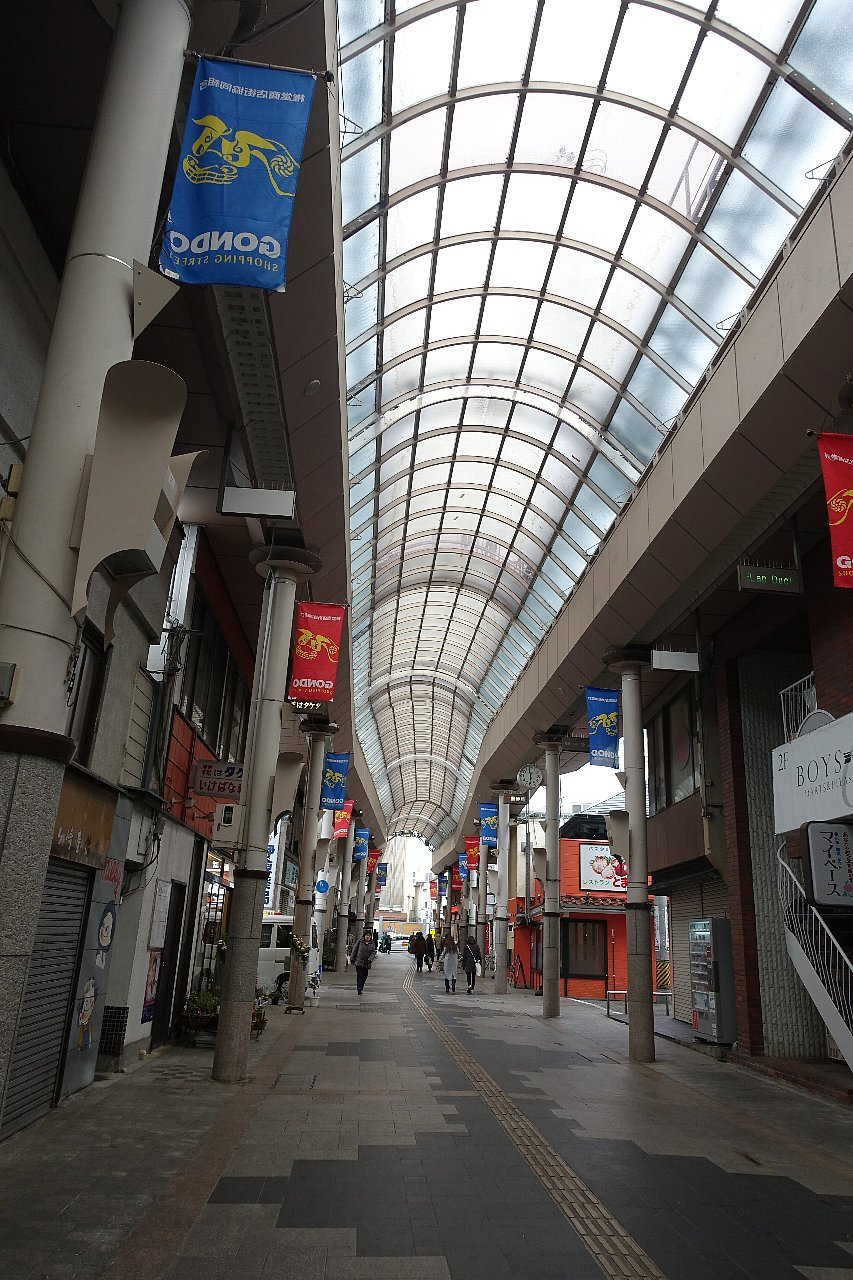 長野市の権堂商店街_c0112559_08540530.jpg