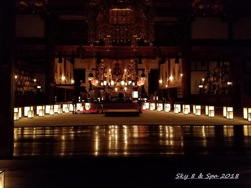 ◆ 伊豆山般若院送り火供養祭 「ろうそく祭り」へ (2018年8月)_d0316868_00181157.jpg
