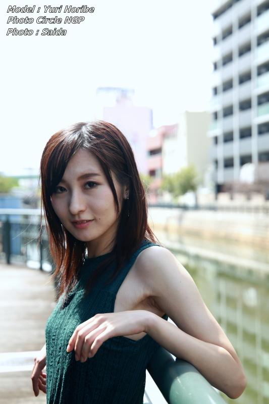 堀部友里 ~納屋橋 / フォトサークルNGP_f0367980_13240258.jpg