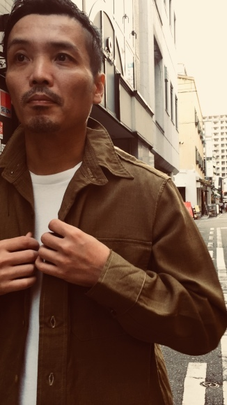 このシャツを、少しラフに着てみたい!!! (T.W.神戸店)_c0078587_17534206.jpg