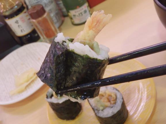 かっぱ寿司         西宮前浜店_c0118393_18225137.jpg