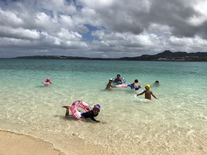 2018沖縄 海が大好き☆瀬底島のビーチでお魚に出会う!_f0011498_16292568.jpg